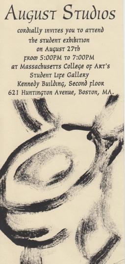 August Studios, 1993