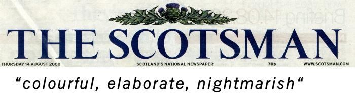 The Scotsman, 2008