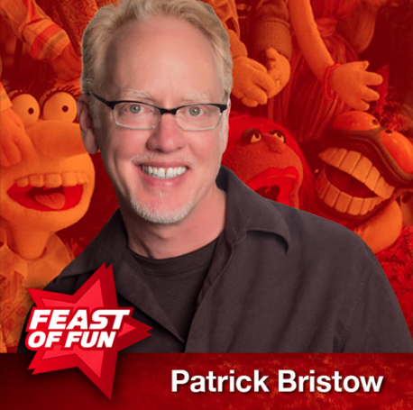 Feast of Fun #1603 - Puppets Gone Wild, Patrick Bristow (podcast), 2012