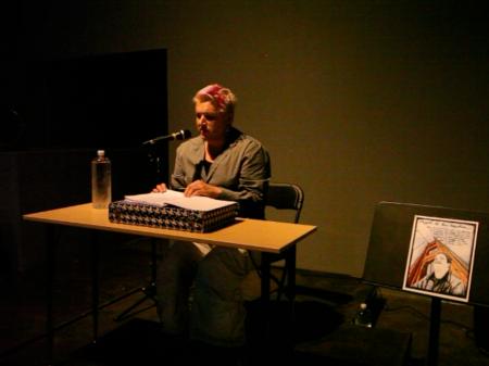 Marsian De Lellis, 2013, Photo: Gina Marie Napolitan
